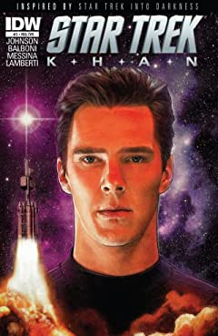 Star Trek: Khan No.3 (sur 5)