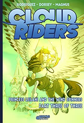 Cloud Riders #9