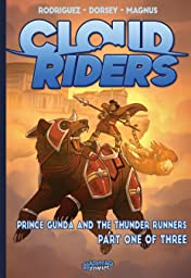 Cloud Riders #10