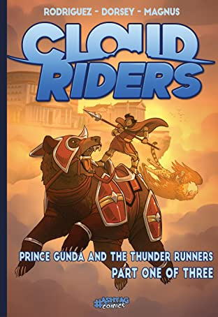 Cloud Riders #10