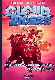 Cloud Riders #11
