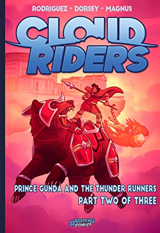Cloud Riders #11