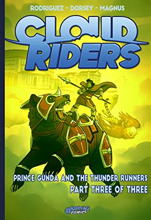 Cloud Riders #12