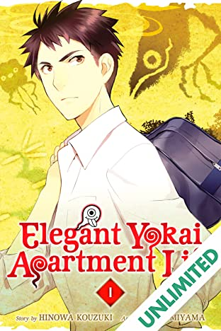 Elegant Yokai Apartment Life Vol. 1
