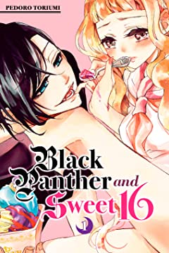 Black Panther and Sweet 16 Tome 1
