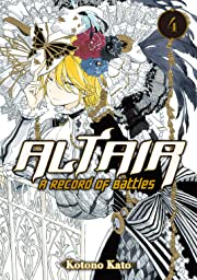 Altair: A Record of Battles Vol. 4
