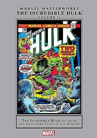 Incredible Hulk Masterworks Vol. 11