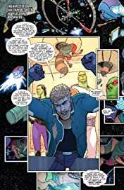 All-New Guardians Of The Galaxy Tome 1: Communication Breakdown