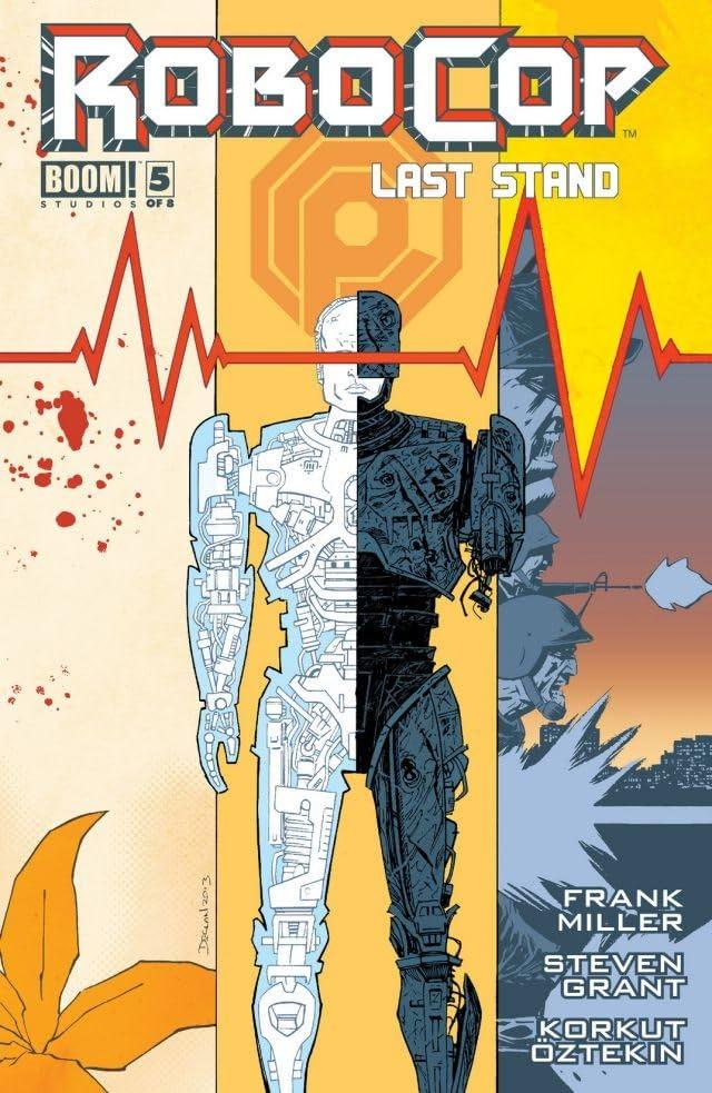 Robocop: Last Stand #5
