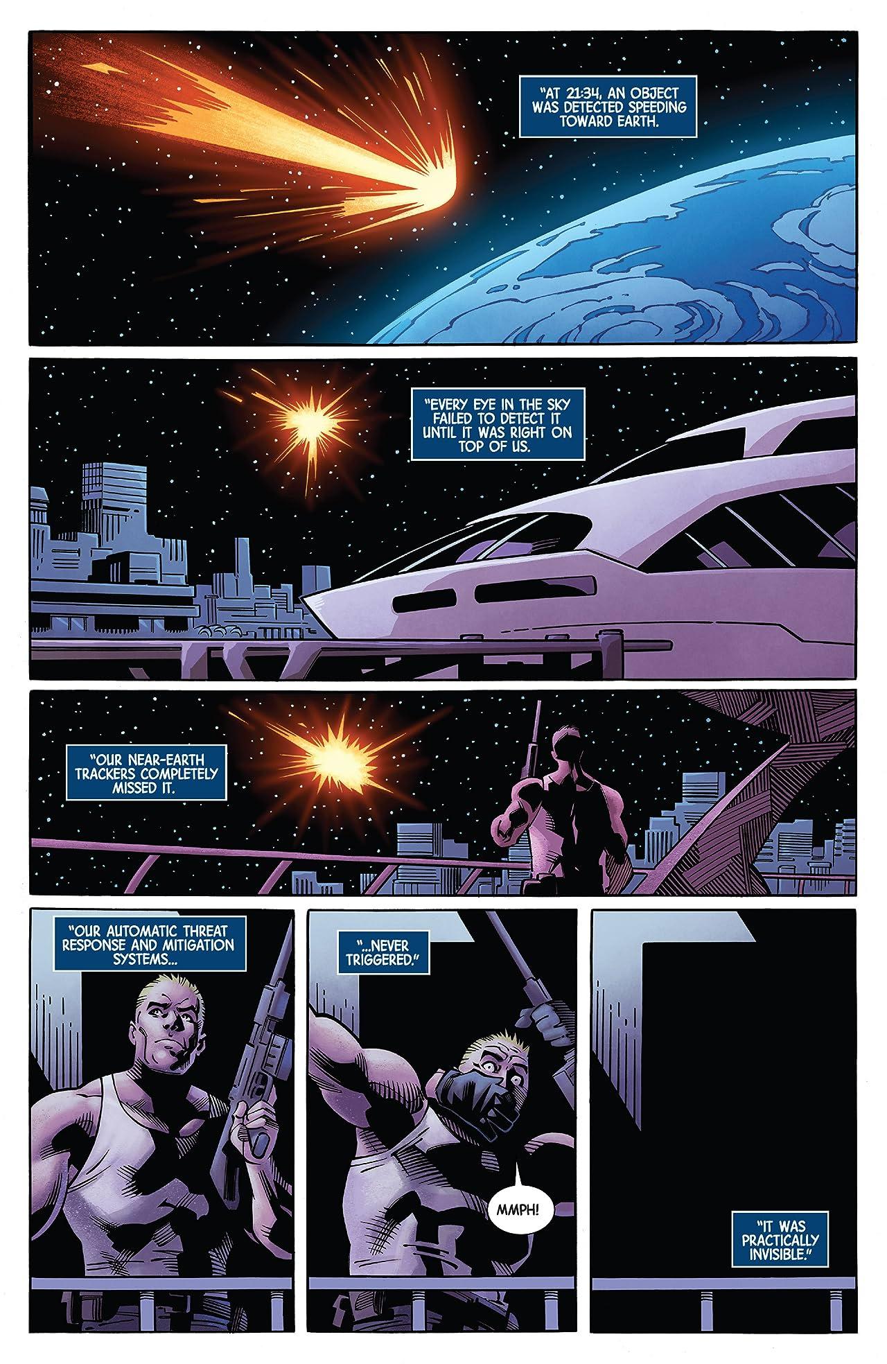 All-New Wolverine Vol. 4: Immune