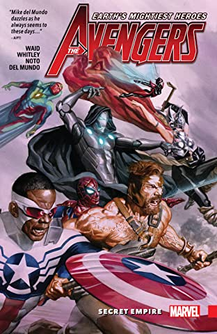Avengers: Unleashed Tome 2: Secret Empire
