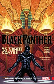 Black Panther Tome 4: Avengers of the New World Part 1