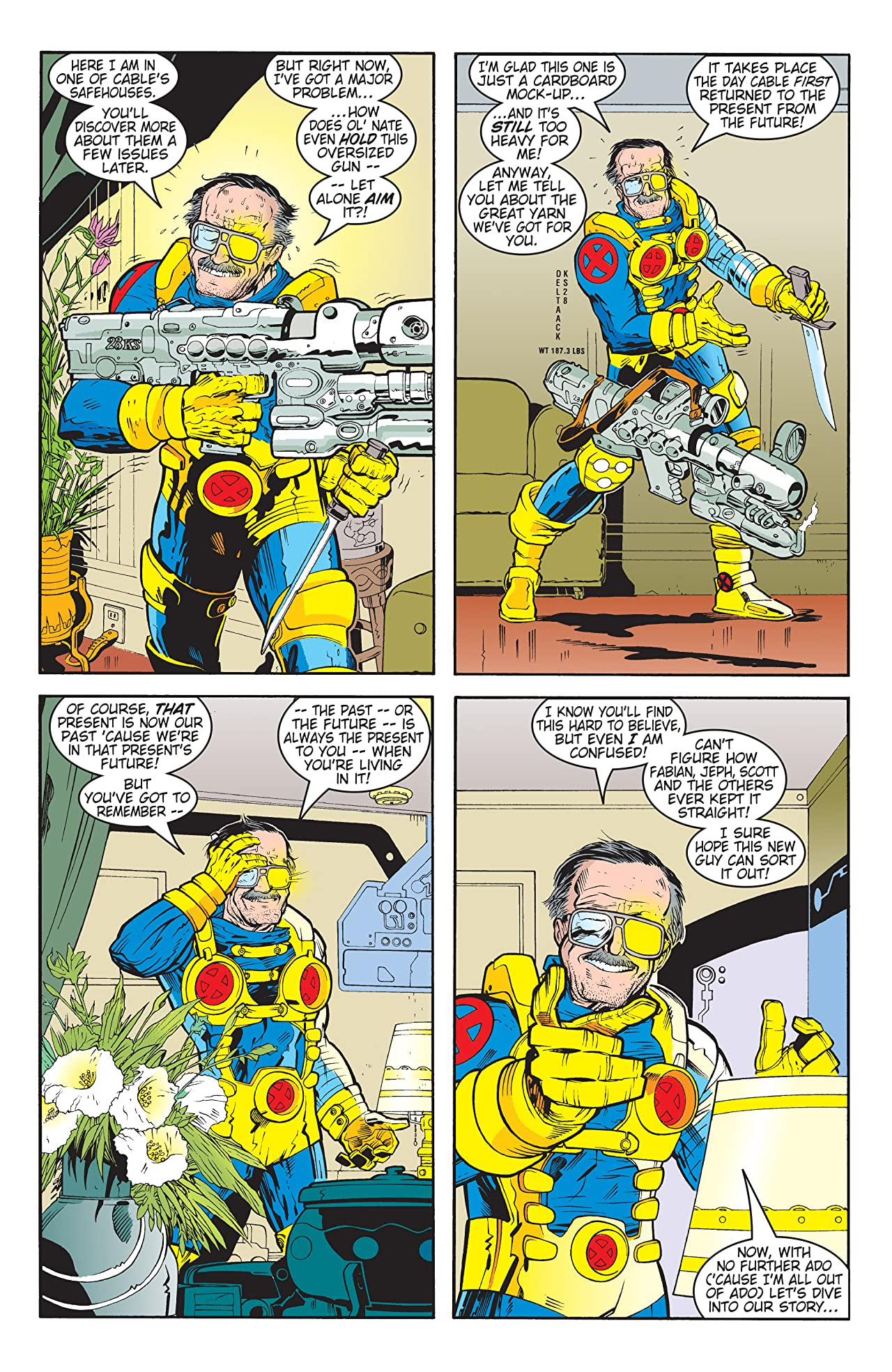 Cable: The Hellfire Hunt