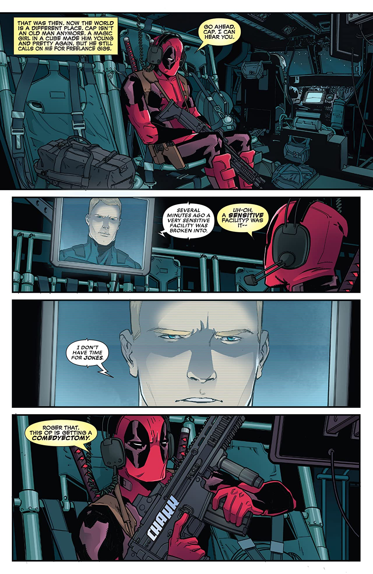 Deadpool: World's Greatest Vol. 10: Secret Empire