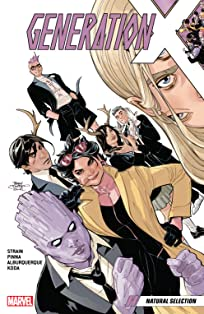 Generation X Tome 1: Natural Selection