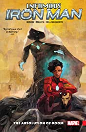 Infamous Iron Man Tome 2: The Absolution Of Doom