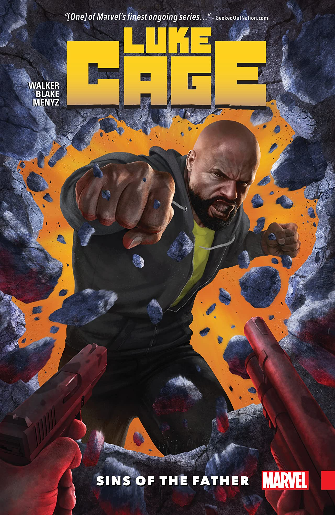 Luke Cage Tome 1: Sins of the Father