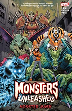 Monsters Unleashed Vol. 1: Monster Mash