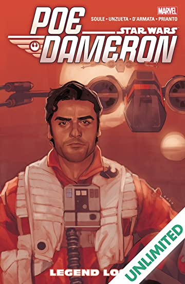 Star Wars: Poe Dameron Vol. 3: Legend Lost