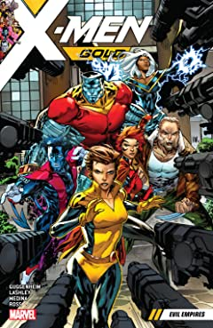 X-Men Gold Tome 2: Evil Empires