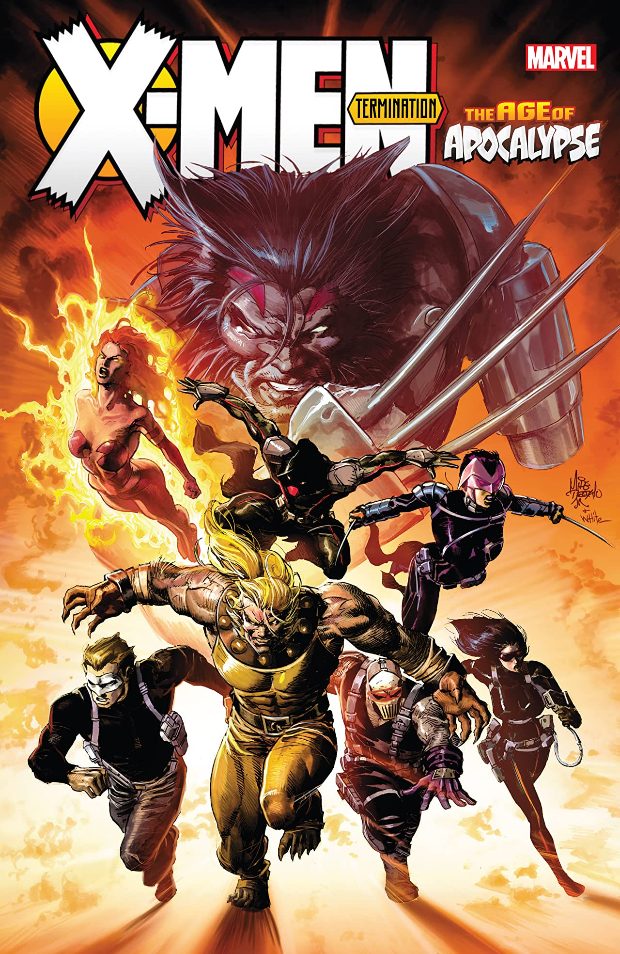 X-Men: Age of Apocalypse - Termination
