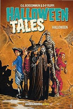 Halloween Tales Vol. 1