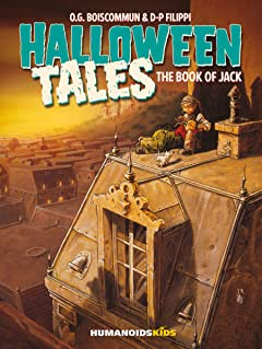 Halloween Tales Tome 3: The Book of Jack