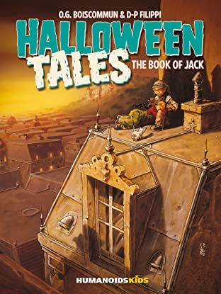 Halloween Tales Vol. 3: The Book of Jack