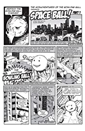 The Misadventures of The Bowling Ball #1: Space Ball