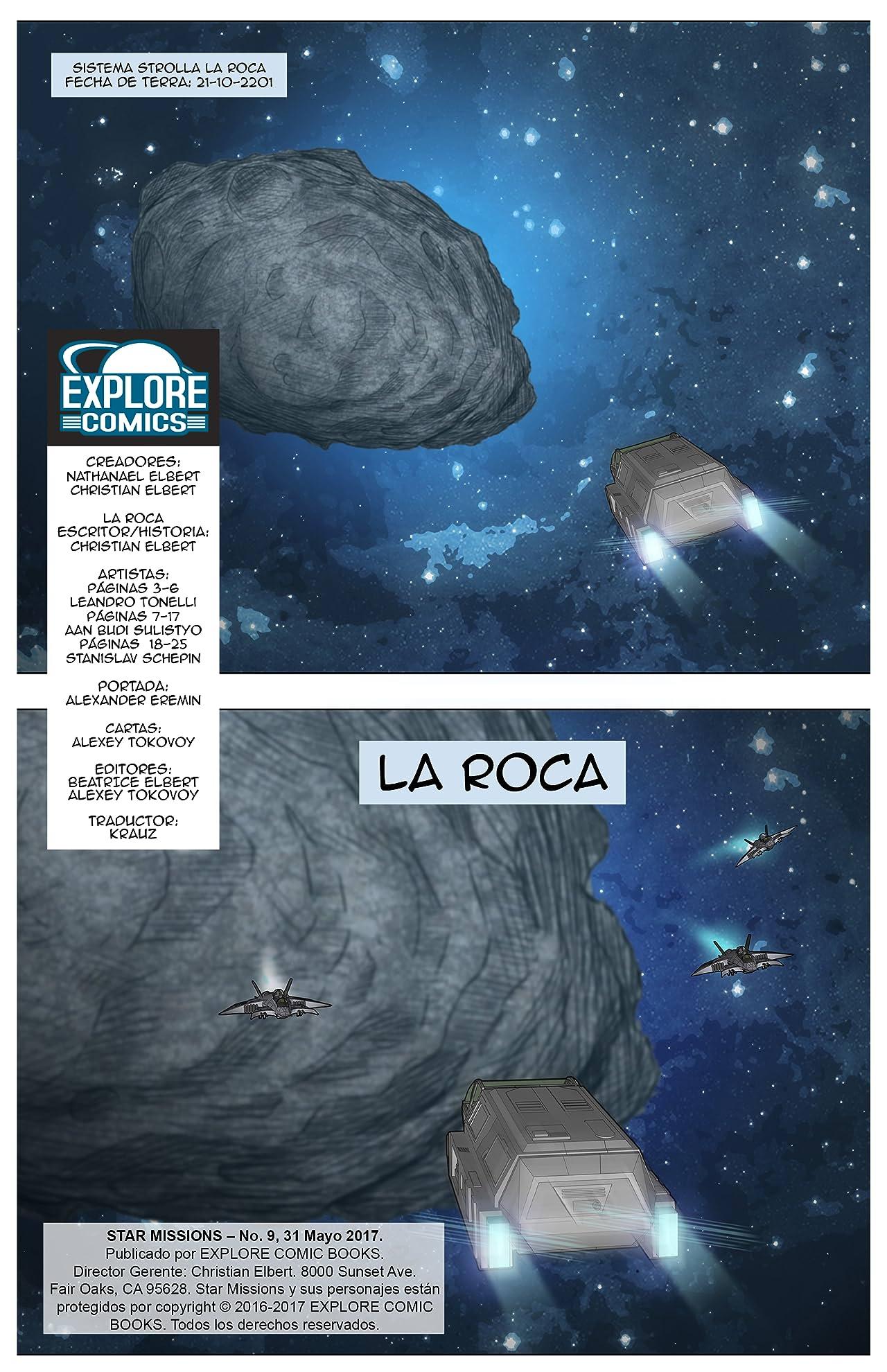 Star Missions - Spanish #9