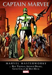 Captain Marvel Masterworks Vol. 1