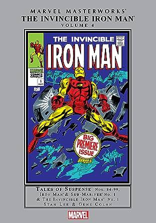 Iron Man Masterworks Tome 4