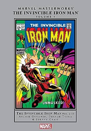 Iron Man Masterworks Tome 5