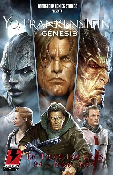 Yo, Frankenstein: Genesis #1
