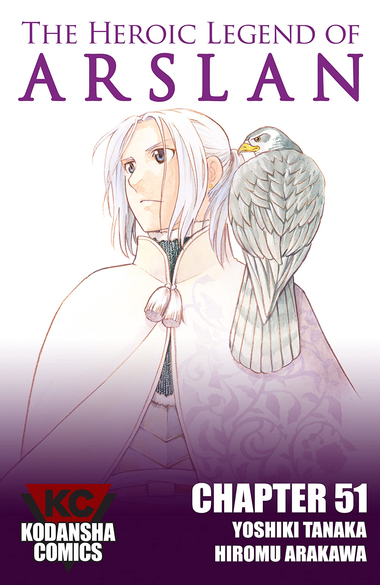 The Heroic Legend of Arslan #51