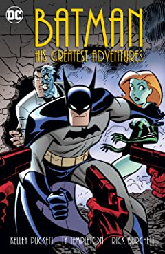 Batman: His Greatest Adventures
