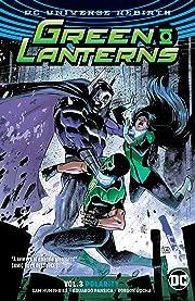 Green Lanterns (2016-) Tome 3: Polarity