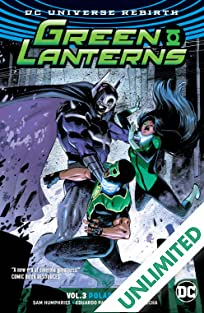 Green Lanterns (2016-) Vol. 3: Polarity