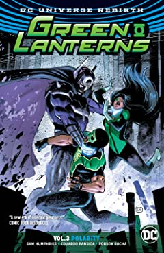 Green Lanterns (2016-) Tome 3: Polarity