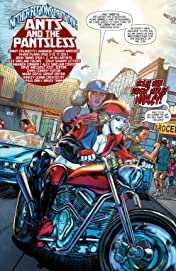 Harley Quinn (2016-) Vol. 3: Red Meat