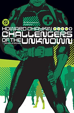 Challengers of the Unknown (2004-2005) #5