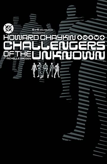 Challengers of the Unknown (2004-2005) #6