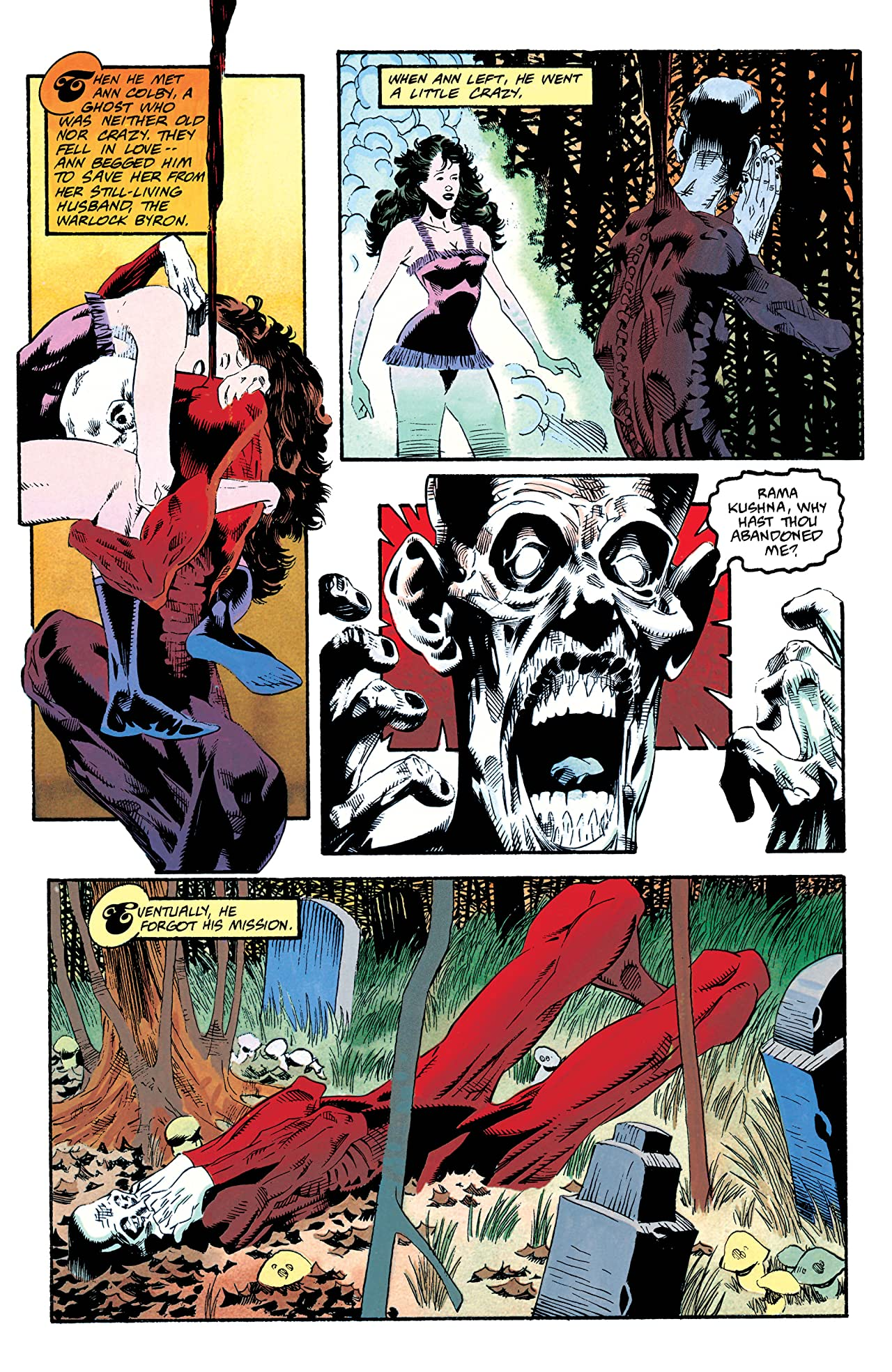 Deadman: Exorcism (1992) #1