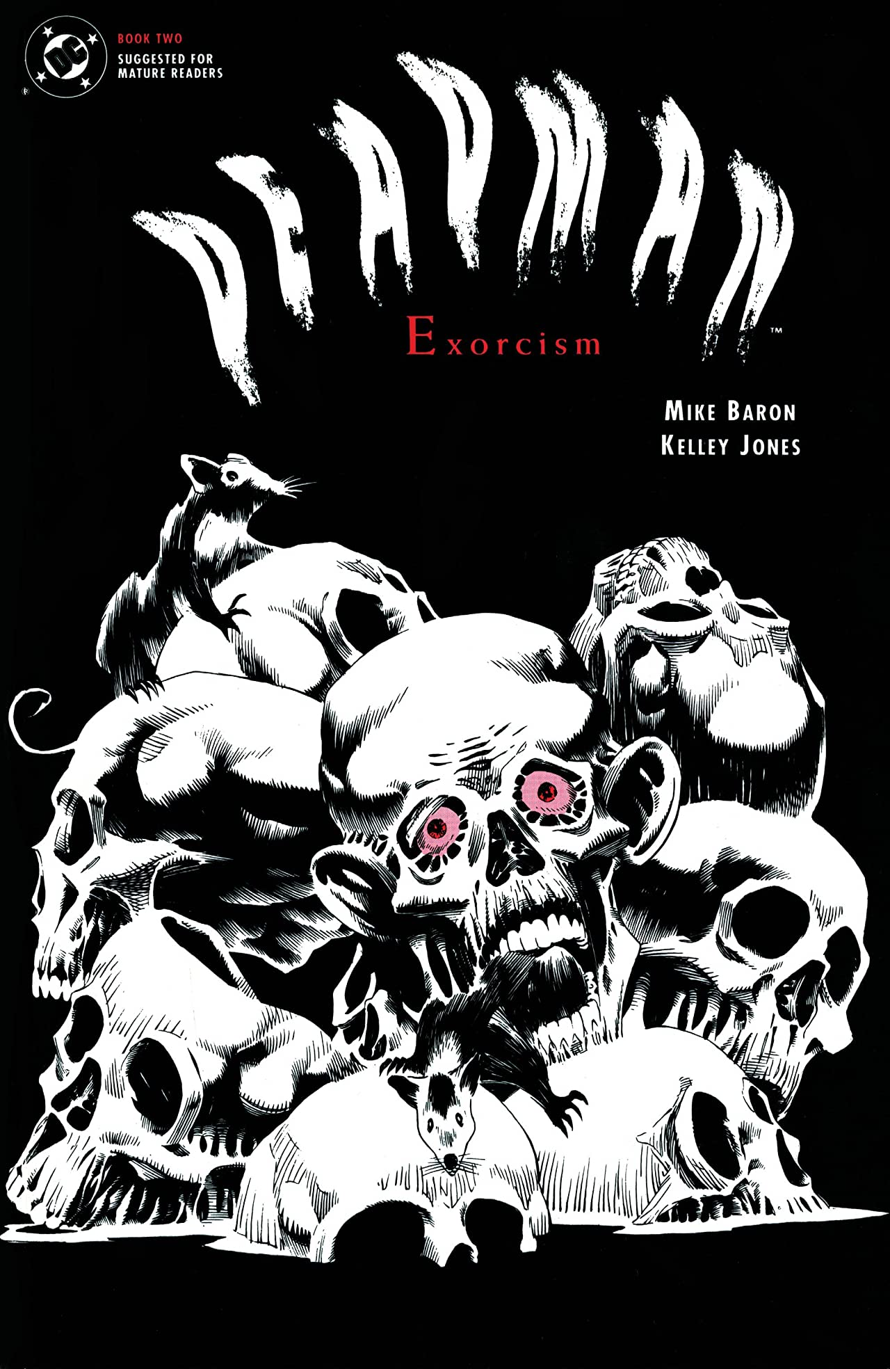 Deadman: Exorcism (1992) #2