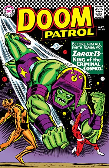 Doom Patrol (1964-1968) #111