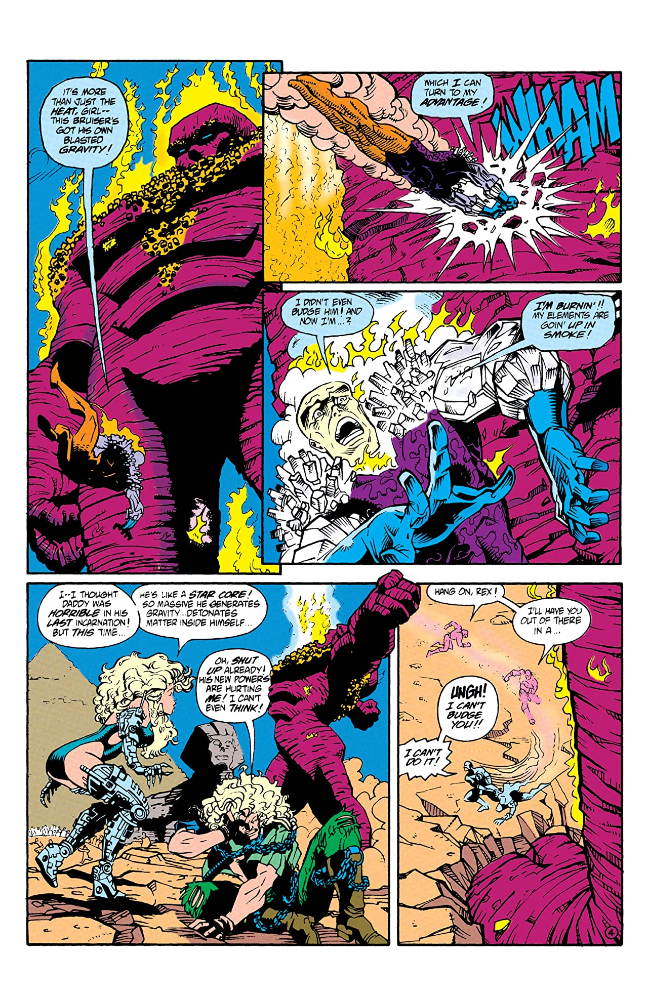 Justice League International (1989-1993) #62