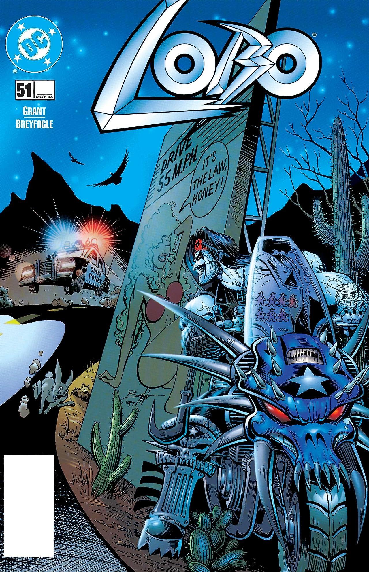 Lobo (1993-1999) #51