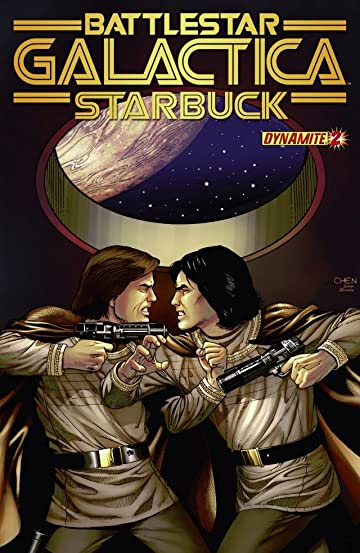 Classic Battlestar Galactica: Starbuck #2 (of 4): Digital Exclusive Edition