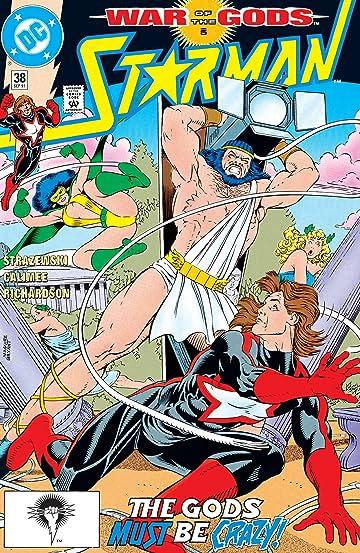 Starman (1988-1992) #38