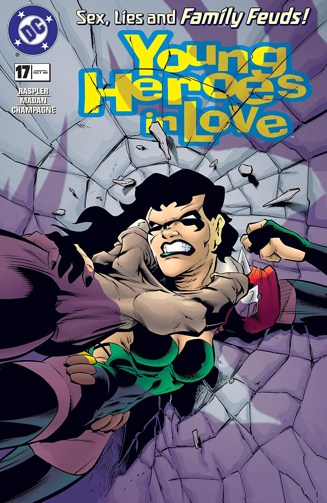 Young Heroes in Love (1997-1998) #17